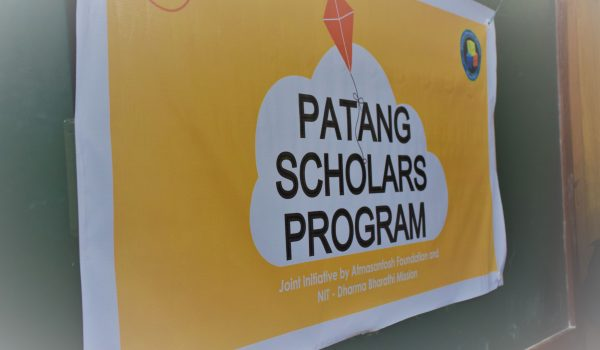 Launch of Patang Scholars Program